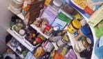 The Marshall's pantry contains food worth $2000