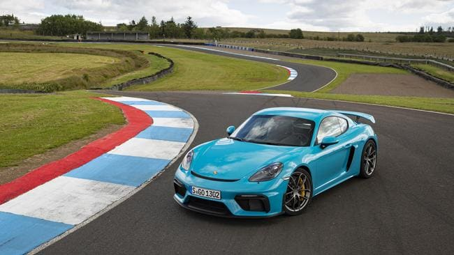 The 718 Cayman GT4 is the follow-up act to a surprise favourite.