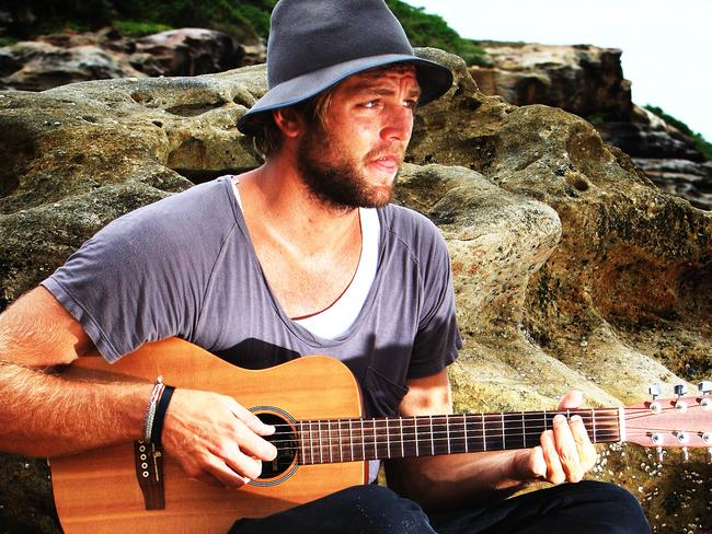 Musician Joel Houston is the son of lead pastors Brian and Bobbie Houston.