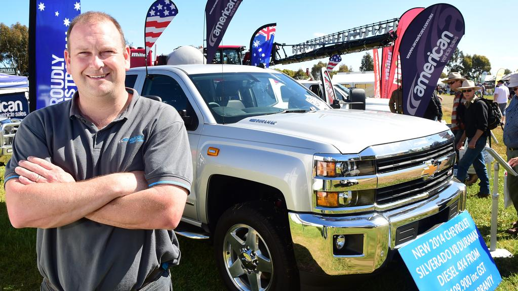 Imported US trucks have found a market among Australian farmers ...