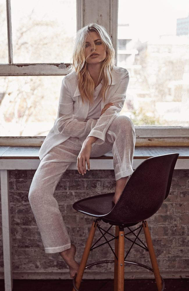 Sophie Monk sizzles in this weekend's  <i>Stellar</i>. Picture: Supplied
