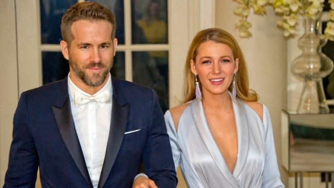 Ryan Reynolds and Blake Lively are one of our favourite Hollywood couples. Photo: Getty
