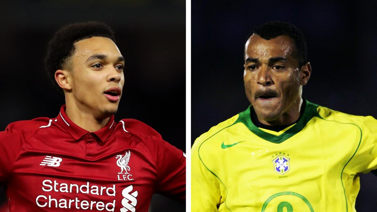 Cafu has warned Trent Alexander-Arnold against taking success for granted