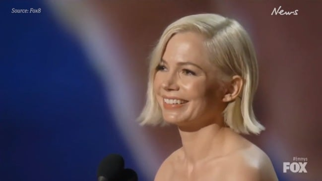 Emmy Awards 2019: Michelle Williams' acceptance speech called 'the best speech ever'