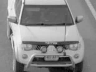 The trouble started when the group's car became bogged. Picture: NT Police