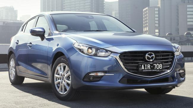 Mazda usually resists publishing deals but has one at the moment. Picture: Supplied