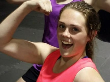 Jessica Lindsay died after trying to lose weight for an upcoming fight.