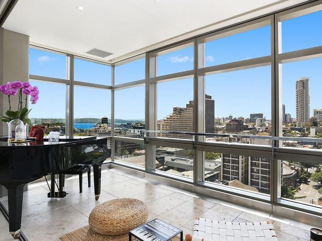 A slice of Manhattan in Sydney