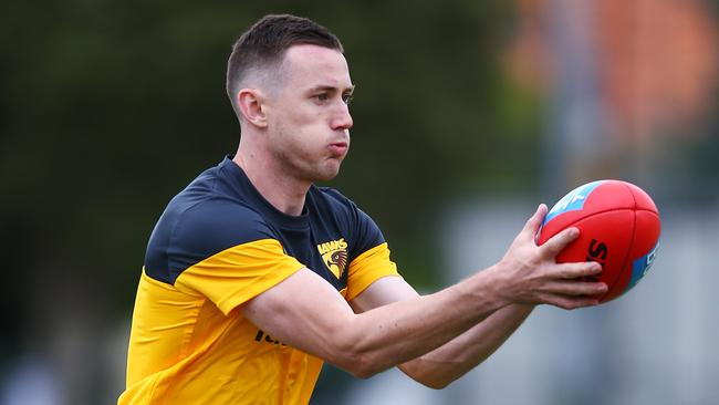 Tom Scully could make an astonishing return to footy. Picture: Getty Images