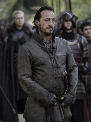 Jerome Flynn as Bronn.