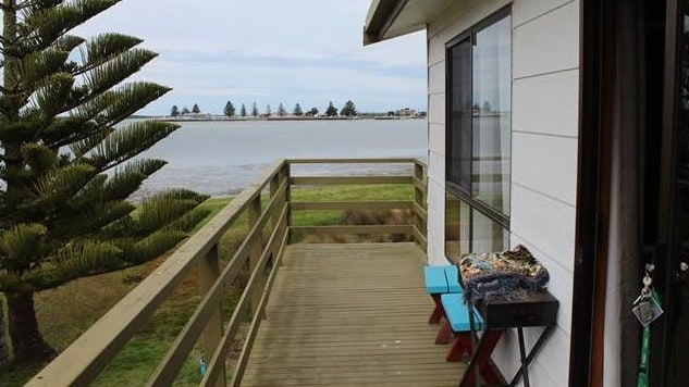 """<a href=""""https://www.realestate.com.au/property-house-vic-port+albert-126521754"""" title=""""www.realestate.com.au"""">7 Pier St, Port Albert</a> is on the water and in your price range at $520,000."""
