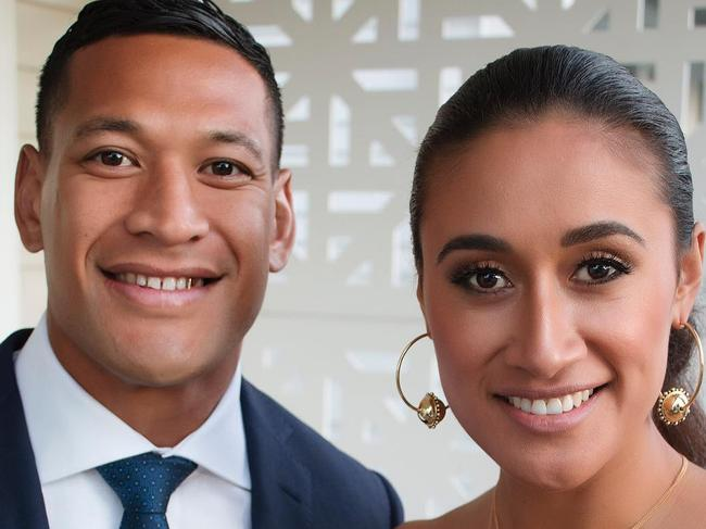 The couple married in November 2018. Picture: Instagram.