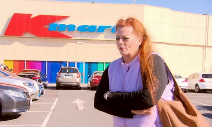 Mum accused by Kmart of shoplifting due to faulty technology