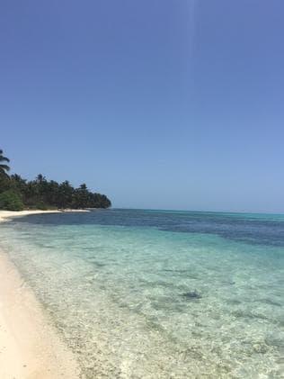 Lighthouse Reef, Belize. Pictures: Gary Burchett