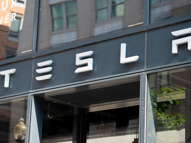 How much longer can Tesla keep losing money? Picture: Saul Loeb/AFP