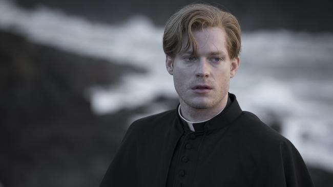 Sam Reid in Lambs of God.