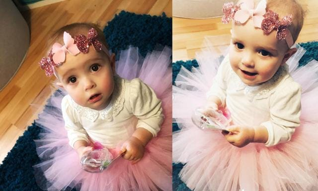 'I airbrush my 11-month-old baby so she can be an Instagram model'