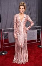 TV personality Keltie Knight attends the 60th Annual GRAMMY Awards at Madison Square Garden on January 28, 2018 in New York City. Picture: Dimitrios Kambouris/Getty Images for NARAS