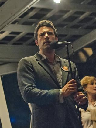 Thrilling film ... Ben Affleck, who plays Nick, in a scene from Gone Girl. Picture: Supplied