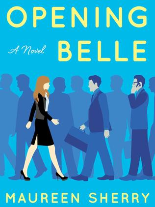 Sherry's new book Opening Belle. Picture: Supplied