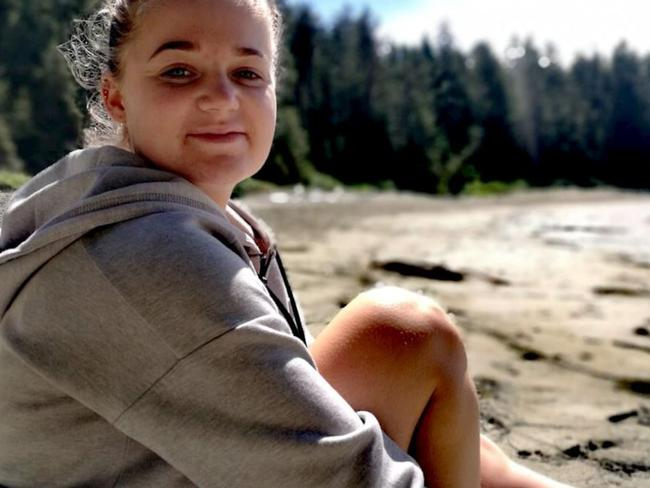 Mr Aiello is trying to raise money to bring Ms Hogan back to New Zealand. Picture: Givealittle