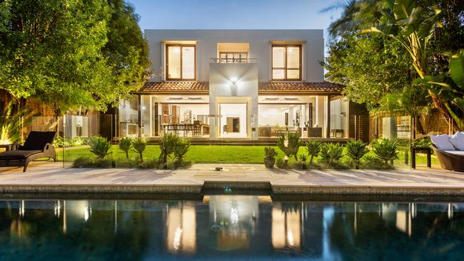 The property has a $5.7-$6.2 million price guide.