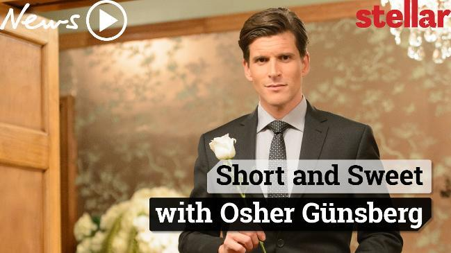 Short and Sweet with Osher Günsberg