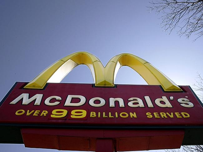 McDonald's is another company incorporated in Delaware. Its headquarters are actually in Chicago, Illinois.
