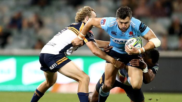 Adam Ashley-Cooper says the Waratahs must play 'without fear' to beat Crusaders at Sydney Cricket Ground