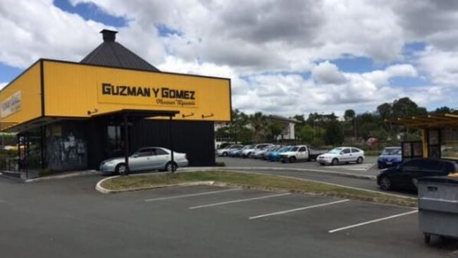 Guzman Y Gomez Drive Thru Mexican Restaurants To Open In Hoxton Park