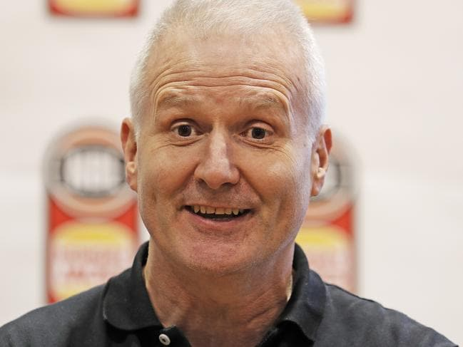 Andrew Gaze walked into an ambush.