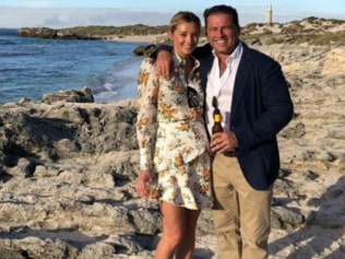 First pics of Karl Stefanovic and Jasmine Yarbrough's wedding in Cabo. Image: Instagram / @jasyarby