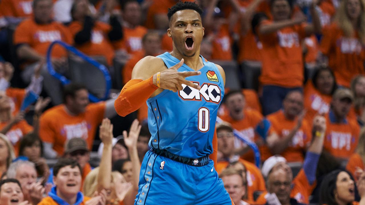 Russell Westbrook is about to be traded.