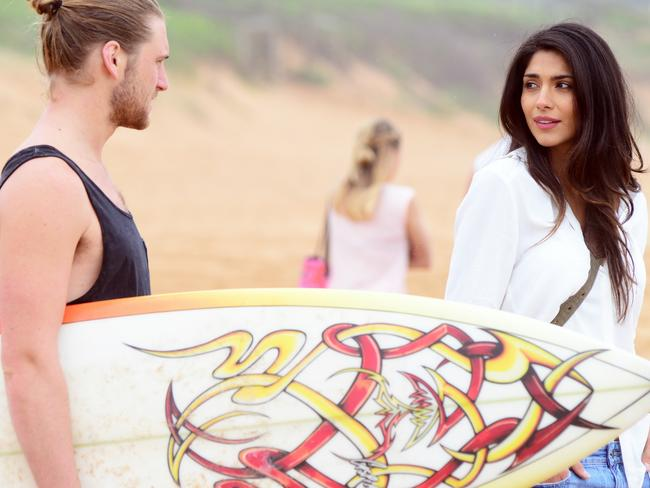 New face ... Fans will be pleased Pia Miller will be part of the Presto special. Picture: Supplied