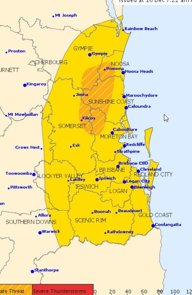 cyclone warning qld - photo #32