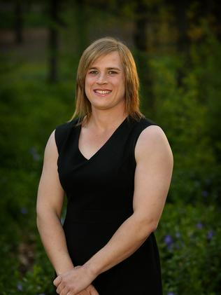 Hannah Mouncey was denied a spot in the AFLW.