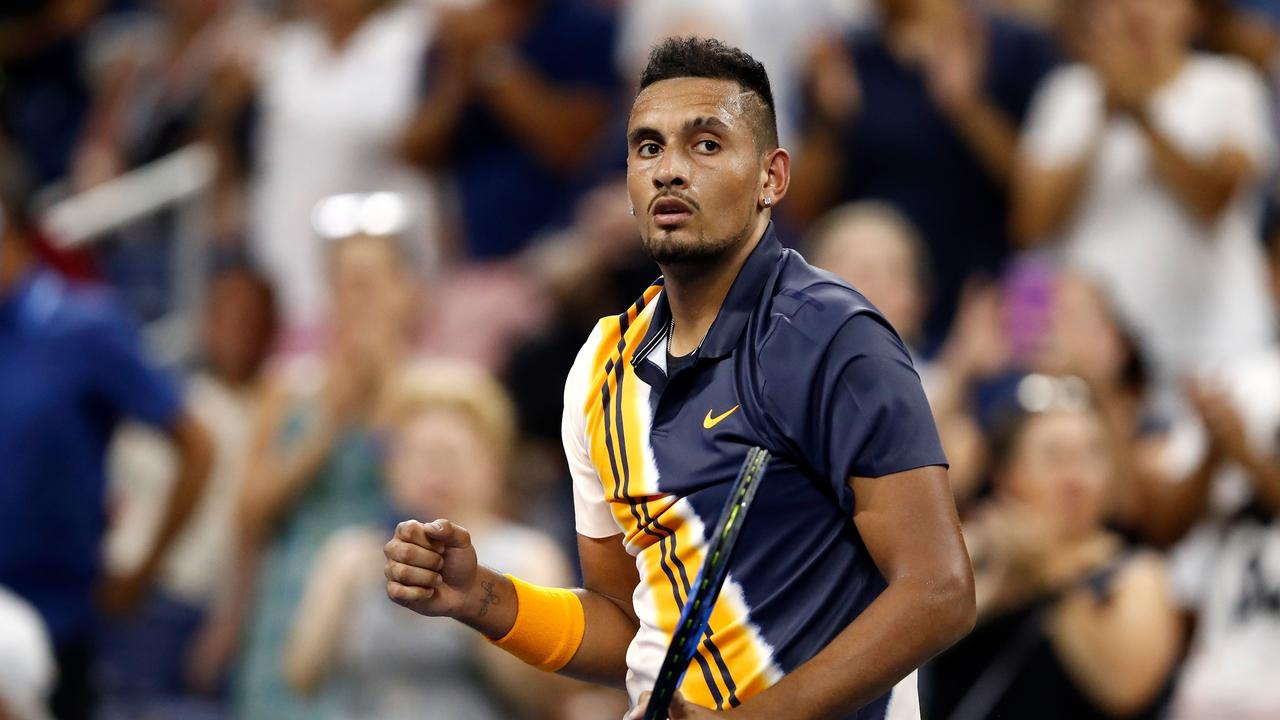 It hasn't been the greatest year for world number 27 Nick Kyrgios, but he says he's 'in a better space' and ready for 2019.
