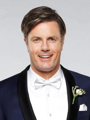 MAFS contestants Troy Delmege. Picture: Channel 9