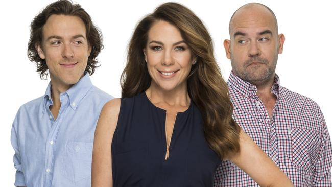 Kate, Tim and Marty broadcast on Nova FM from 4-6pm weekdays.