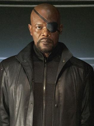 Nick Fury (Samuel L. Jackson). Picture: Supplied