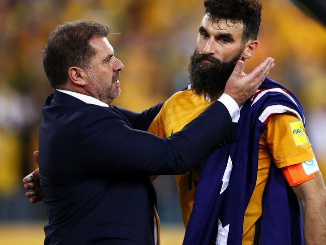 Ange did eventually get us to Russia.