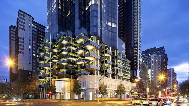 Melbourne CBD apartments still being snapped up | Herald Sun