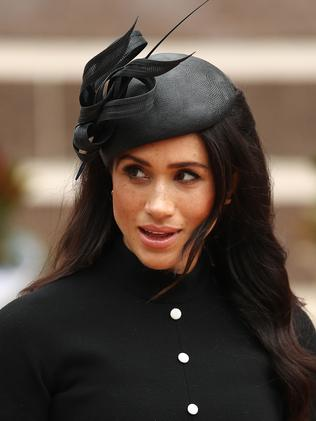 The Duchess of Sussex, Meghan. Picture: AAP