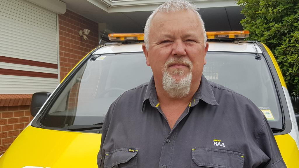 Barry De Pledge, who has worked for the RAA for 40 years and as an AMWU Delegate will be attending a pay dispute stop work meeting on Wednesday. Picture: Supplied.