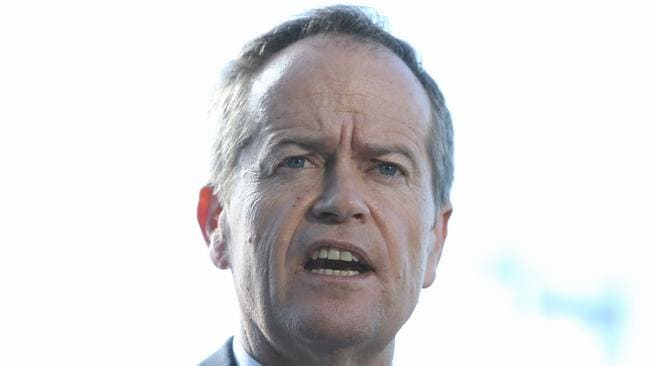 Opposition Leader Bill Shorten is pledging $100 million for the troubled Arrium steelworks.