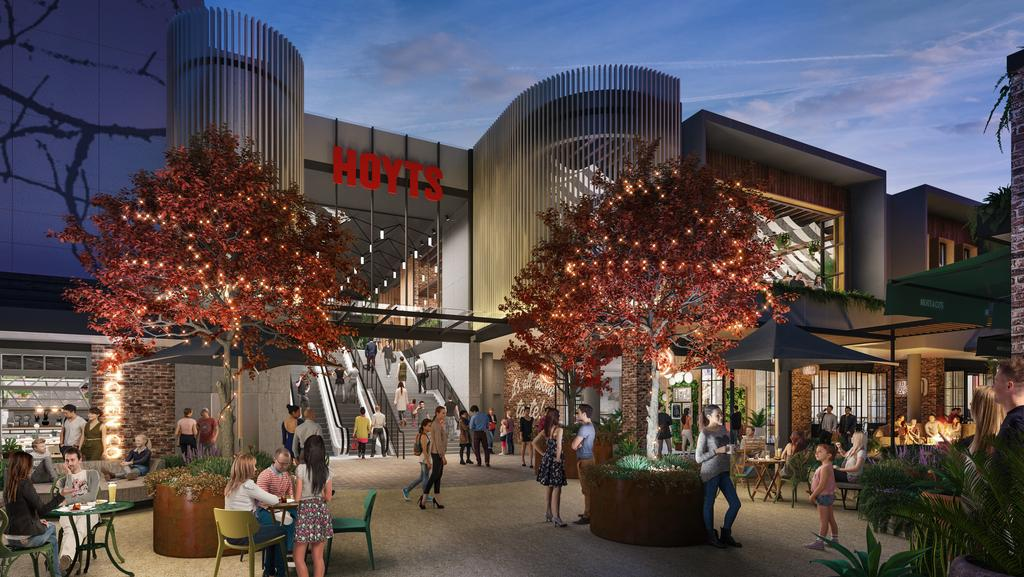 Tea Tree Plaza Shopping Centre To Get New Restaurants And