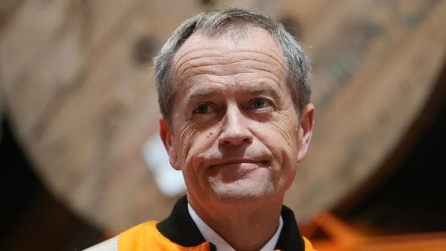 Industry leaders have slammed Bill Shorten for falsely whipping up fear about Australia's future. Picture: Kym Smith