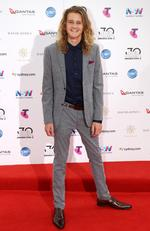 Fletcher Pilon arrives on the red carpet for the 30th Annual ARIA Awards 2016 at The Star on November 23, 2016 in Sydney, Australia. Picture: Jonathan Ng