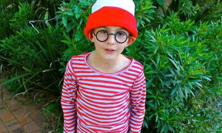 "18. Where's Wally?  <p>Yes, this book made us all go cross-eyed. But dressing your kid as Wally and then putting him in the midst of a parade? It's like you've recreated a whole page of the actual book! Genius Book Week work.<a href=""http://www.kidspot.com.au/things-to-do/activities/easy-costume-wheres-wally-costume"">See here for how to create a Where's Wally costume for Book Week.</a></p>"