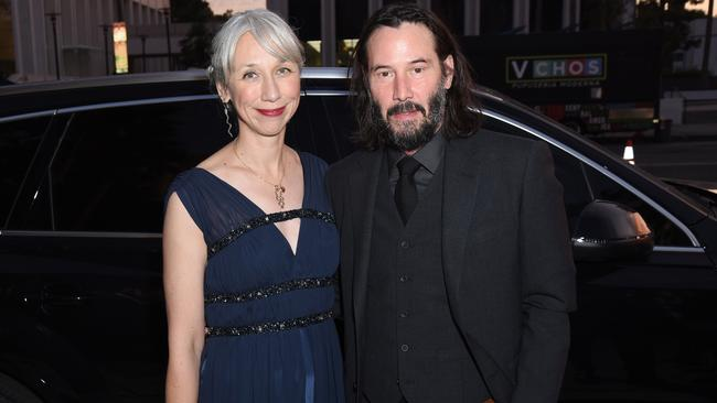The couple have owned a small publishing company together since 2017. Picture: Getty Images.